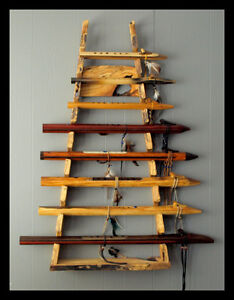 Ancient Style NATIVE AMERICAN FLUTES