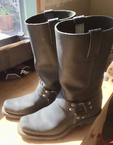 Canada West motorcycle boots