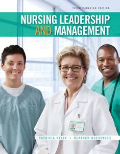 Nursing Leadership and Management 3rd Canadain Edition