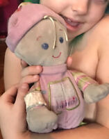 Lost a FP pink soft baby doll with grey Nashville night gown