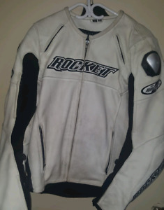 Reduced to sell, Motorcycle jacket and helmets, need to go ASAP!