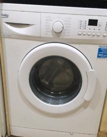 BEKO washing machine cage size 9 150.00 ONO