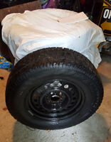 Snow Tires Fit Ford Escape