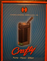 STORZ & BICKEL CRAFTY - BRAND NEW IN BOX SEALED