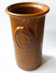 Brique à Vin céramique émaillée/Wine Brique Thistlecroft Pottery
