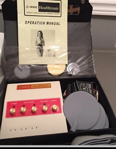 Weightloss Home muscle stimulator and slimming system