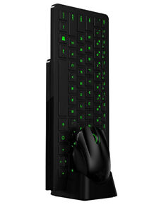 Razer Turret  keyboard Compatible with Steam Link, PS4, Xbox One