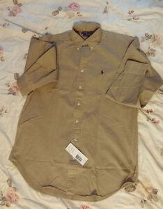 Ralph Lauren Blake Shirt (Size L)