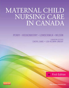 MATERNAL CHILD NURSING CARE IN CANADA 1E pdf