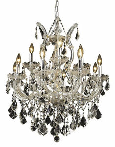 Crystal Chandelier with Asfour crystal (Egyptian crystal) 30%Pbo