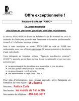 GRATUIT ! 10 Séances de relation d'aide à St-Jérome