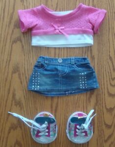 BUILD A BEAR OUTFITS $7 or 2/$10 or 6/$25