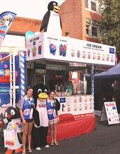 Mini Melts Ice Cream Van for Hire Sydney Region Preview