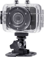 New - PYLE HD SPORTS CAMERA - Comparable to GoPro for less cost!