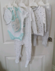 New Baby 6-9 Months Bundle Clothes
