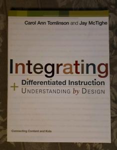 Integrating Differentiated Instruction & Understanding
