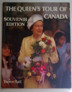 Queen Elizabeth II books and Magazines - lot for $10.00