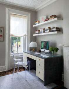 Bureau 800 pieds carres a louer / Office 800 square feet to rent