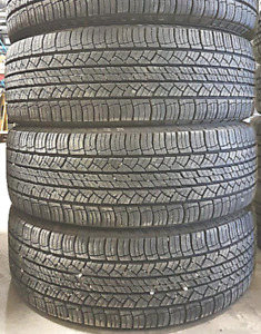 99% TREAD P235/65R17 MICHELIN TIRES (4 OF THEM) Tires are inspec