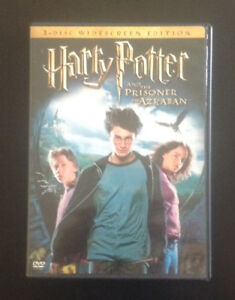 Harry Potter and the Prisoner of Azkaban DVD