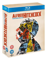 Alfred Hitchcock - The Masterpiece Collection (Blu-ray) NEW!!