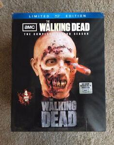 The Walking Dead Season 2 Limited Edition Box
