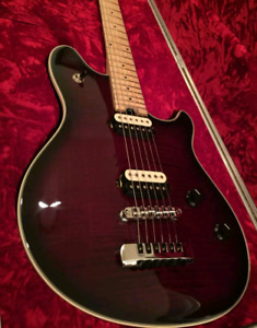 2009 EVH USA Wolfgang Burnt Cherry Hard Tail for sale/trade.