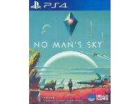 PS4 game - No Man's Sky - Brand new - £20