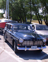 COLLECTOR VOLVO OFFERED FOR SALE