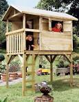 Speelhuis Speeltoestel Treehouse Wistler Park VOORRAADACTIE!