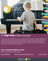 Music for Young Children Piano Lessons