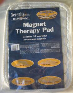 MAGNET THERPY PAD SERENITY 2000 ITS MAGNETIC! BRAND NEW