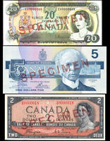 Old CANADIAN banknotes wanted
