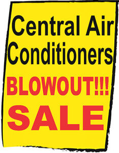 Air Conditioning & Furnace Sale!!!  Toronto & GTA Repairs