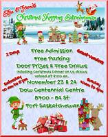 Free Christmas Shopping