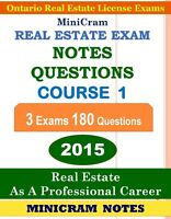 OREA REAL ESTATE EXAM NOTES, OREA EXAM QUESTIONS