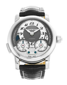 HOLIDAY GIFT!! Montblanc Nicolas Rieussec Watch NEW