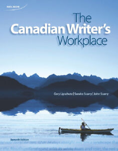 Brand New book - The Canadian Writer's Workplace (was $120)