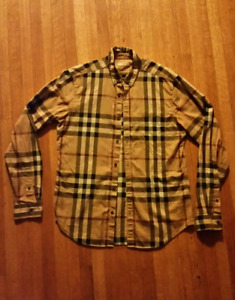 Burberry Shirt 100% Authentic