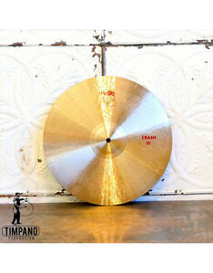 Cymbale crash usagé Paiste 2002 16po