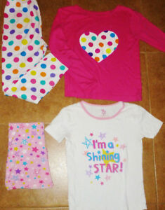Girls Size 10 - TCP Cotton Pajama Sets