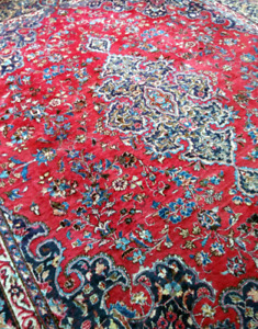 Authentic Persian carpet 10 x 11 feet