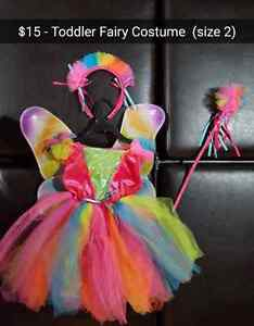 Toddler Fairy costume - size 2T