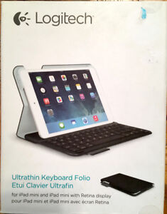 Logitech Keyboard Folio - iPad Mini/Mini with Retina Display