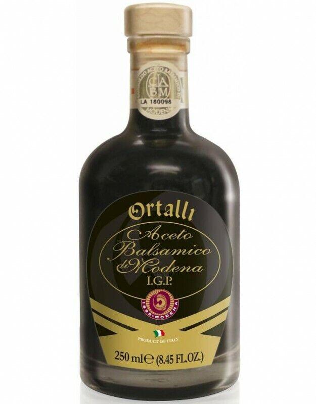 Ortalli Aceto Balsamico di Modena I.G.P. Balsamessig 250 ml