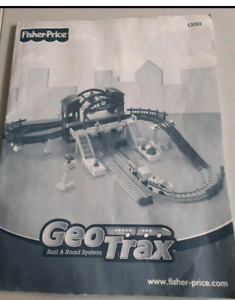 Fisher Price Geo Trax Grand Central Station