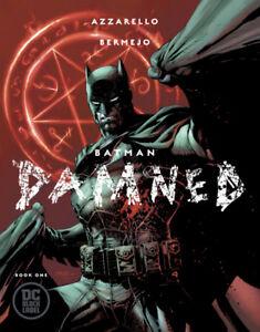 Batman Damned#1 Jim Lee variant