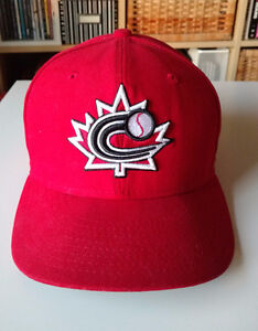 Canada National Baseball Team - Official Hat (7 1/4)