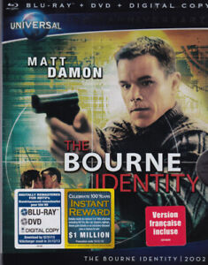 Bourne 3 Super Films on Blu-ray (new)