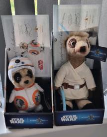 Star wars teddies